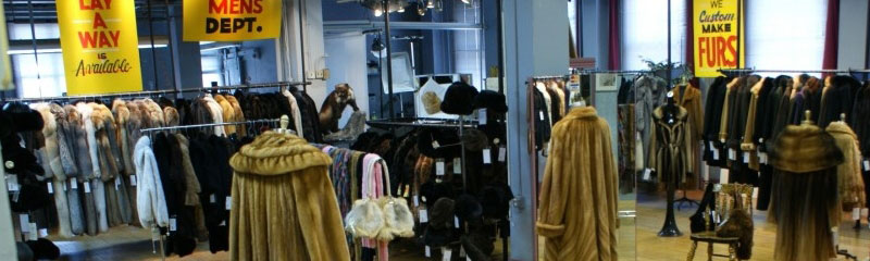When in the Metro Detroit Area please stop by and visit the  Wolverine Furs showroom.