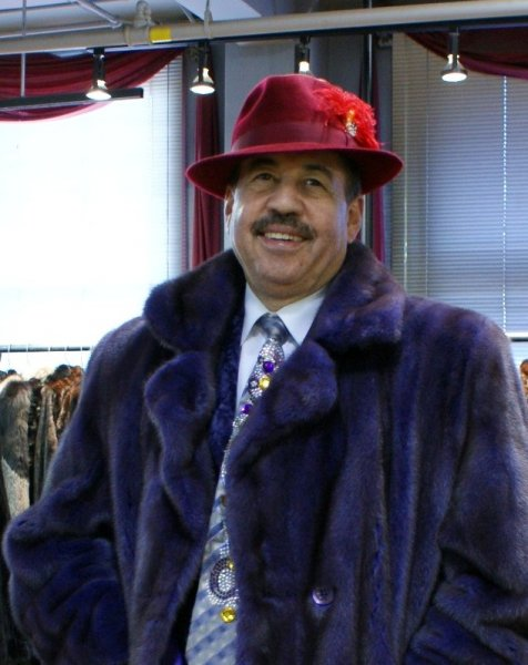 Judge Craig Strong Lavender Mink