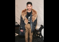 mark-indelicato-vintage fox-fur-collar