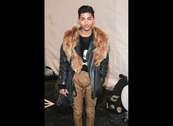 4d5dc5474287 Furs at the Grammy Awards   Fashion Week - Wolverine Furs