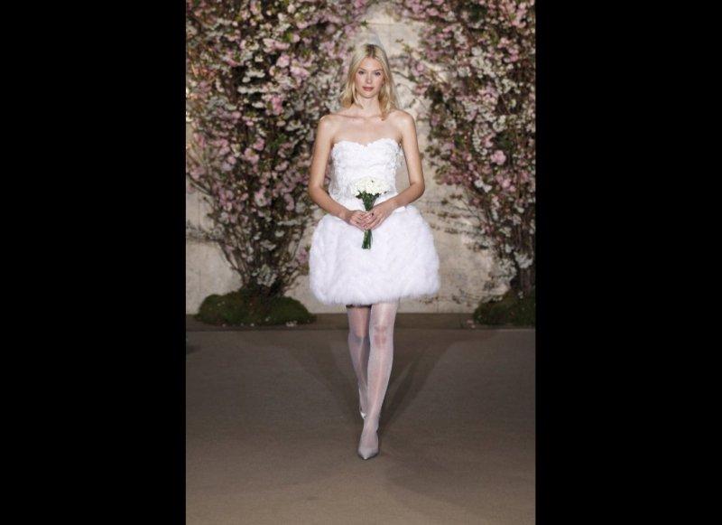 Fur Wedding Attire by Oscar de la Renta - Wolverine Furs