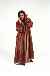 Full Length Directional Mink