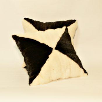 2 Tone Mink Pillow